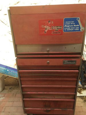 Snap on vintage tool box. for Sale in El Paso, TX