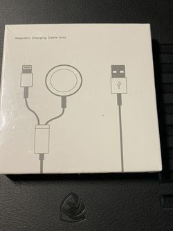 Dual Charger For iPad/iPhone And Apple Watch for Sale in Torrance,  CA