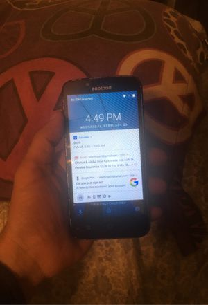 Coolpad 3632a for Sale in Corpus Christi, TX