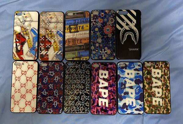 iPhone 7&8 plus cases