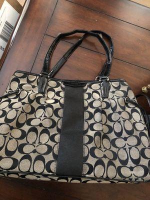 Auténtica coach bag 💼 for Sale in Bakersfield, CA