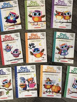 Owl Diaries Books - Lot Of 10 for Sale in Mission Viejo,  CA