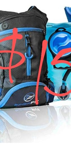 New! Insulated Hydration Backpack and Water Bladder, Durable Camel Backpack Hydration Pack - Running, Hiking, Biking and Outdoor Activities - Lightwei for Sale in Phoenix,  AZ