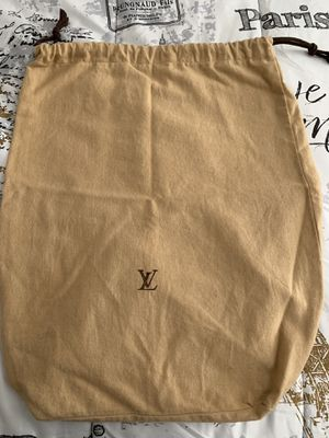 Authentic Louis Vuitton dust bag for Sale in Oakley, CA