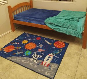 Kids Complete Bed Set with NEW, NEVER USED MATTRESS for Sale in Chandler, AZ
