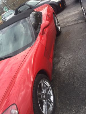 2009 Chevy Corvette for Sale in Humble, TX