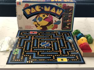1980 Pac Man Board Game for Sale for sale  Long Beach, CA