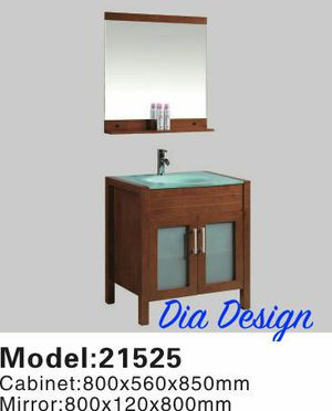 31.5 inch contemporary bathroom vanity, cabinet, sink, faucet, mirror and cabinet combination for Sale in Dublin, OH