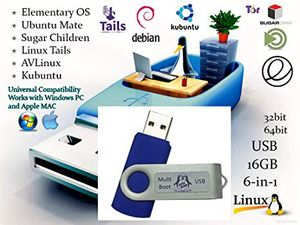 Universal Recovery USB Hundreds Of System Tools Including Password Removal Tools for Sale in Glendale, AZ
