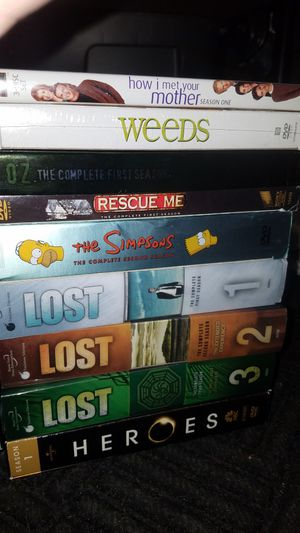 Dvd movies and seasons for Sale in New Lenox, IL