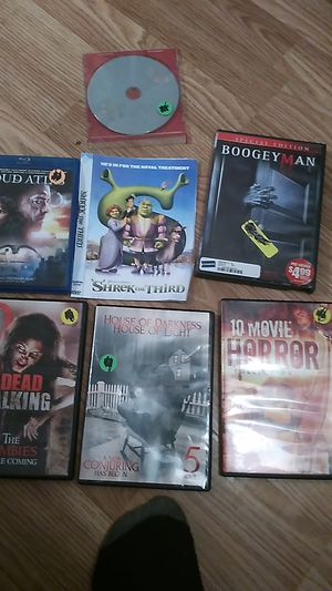 Lot of movies for Sale in Smithfield, NC