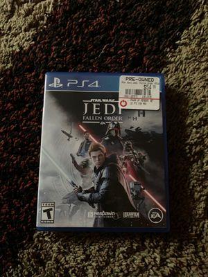 Star Wars Jedi fallen order for Sale in Byron, CA