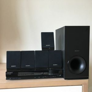 Sony dvd home theater 5.1 for Sale in Houston, TX