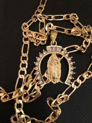 Virgen con cadena for Sale in Mesa, AZ
