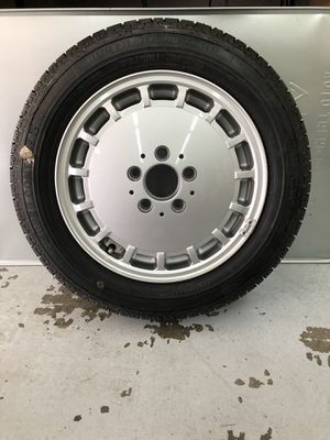"Mercedes W201 W124 W126 15"" wheel spare tire for Sale in Mission Viejo, CA"