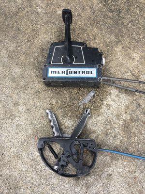 Merc Throttle and Keller Dead Man Throttel for Sale in Seattle, WA