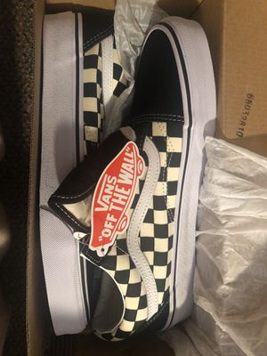 Vans off the wall for Sale in Riverview, FL