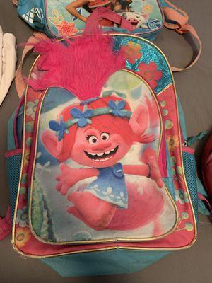 Trolls backpack for Sale in Chula Vista, CA