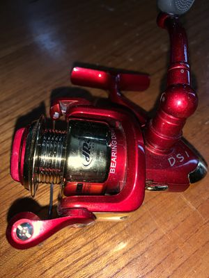 JR's Tackle DS Series Ice Fishing Reel for Sale in Rumford, ME