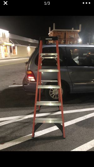 Werner 6 ft ladder for Sale in Cayce, SC