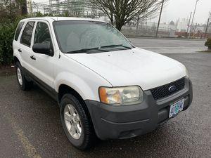 2004 Ford Escape for Sale in Vancouver, WA