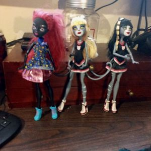 Monster High Dolls for Sale in Laveen Village, AZ