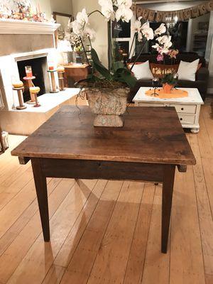 Antique table/ desk for Sale in San Carlos, CA