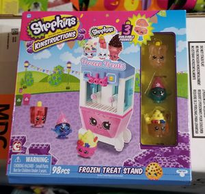 Shopkins Legos Frozen Treat Stand for Sale in Gainesville, VA