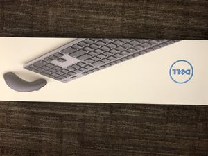 Dell Premier Wireless Keyboard and Mouse Set - KM717 for Sale in Skokie, IL