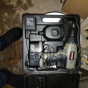 1st Generation Craftsman Drill for Sale in Seattle, WA