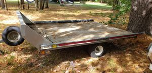 12 foot snowmobile trailer for Sale in New Ipswich, NH