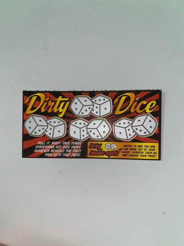 Dirty Dice Scratcher