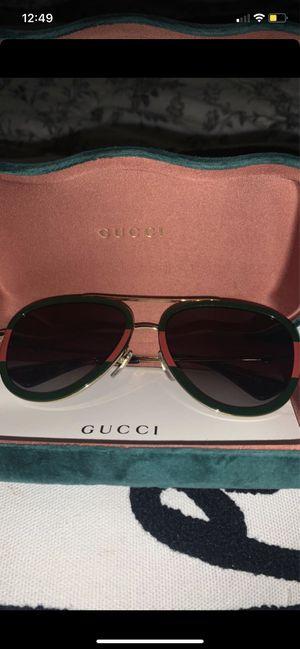 Brand new , authentic Gucci sunglasses . for Sale in Modesto, CA