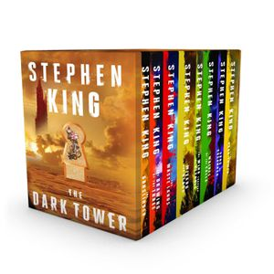 The Dark Tower 8 Book Set by Stephen King Complete Series for Sale in Clearwater, FL