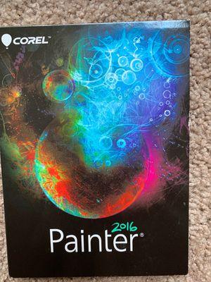 Corel painter 2016 for Sale in Chester, VA