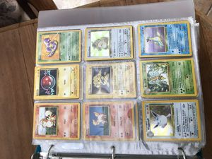 Pokemon Card Collection for Sale in Sarasota, FL