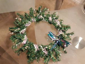 Dragonfly Spring Wreath for Sale in Derwood, MD