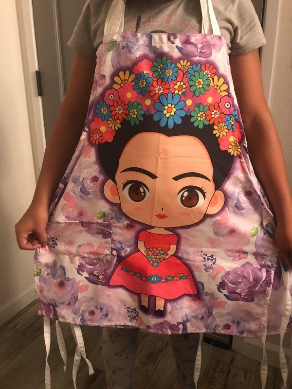 Frida Khalo aprons