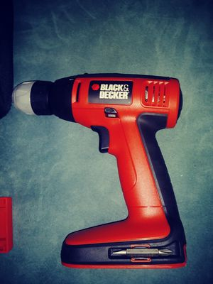 Black and Decker Cordless Drill for Sale in Orange, TX