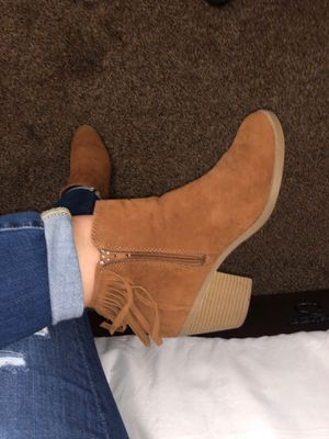 Fringe Boots for Sale in Bakersfield, CA