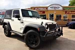 2010 Jeep Wrangler for Sale in Houston, TX