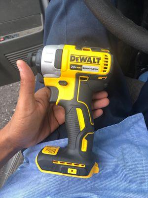 Dewalt 20 v impact drill for Sale in Myrtle Beach, SC