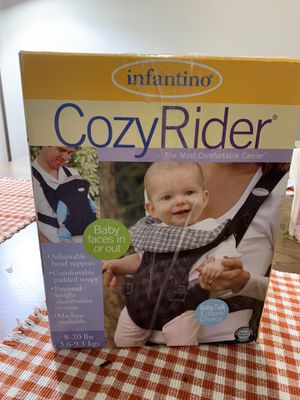Cozy Rider by Infantino like new for Sale in Miami, FL
