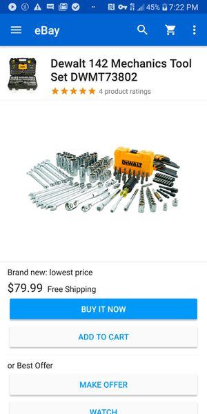 Dewalt. Welder. Toys.outdoor. tools. Tester for Sale in Sumner, WA