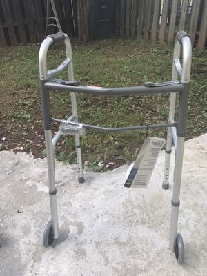 Folding walker for Sale in Manassas, VA