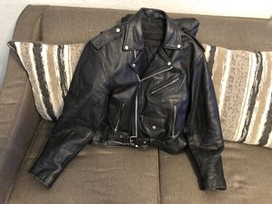 YKK jacket for motorcycle in good condition for Sale in Denver, CO