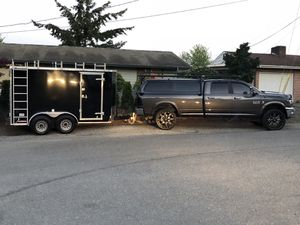 6x12 Custom Trailer for Sale in Lynnwood, WA