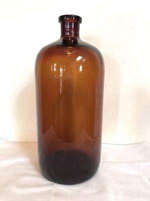 "13"" tall brown antique medicine bottle for Sale in Tempe, AZ"