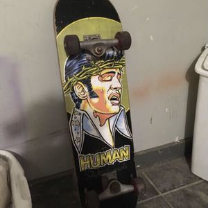 Human Skateboards Skateboard for Sale in Chevy Chase, MD