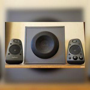 Logitech speakers z625 for Sale in Boston, MA